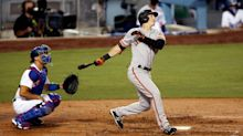 How Giants' Mike Yastrzemski has turned into star year after close call