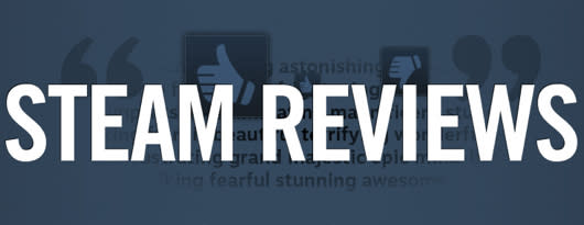Steam Reviews now in beta