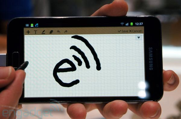 Samsung updates S Pen SDK to 2.0, SCanvasView brings Note animation and narration