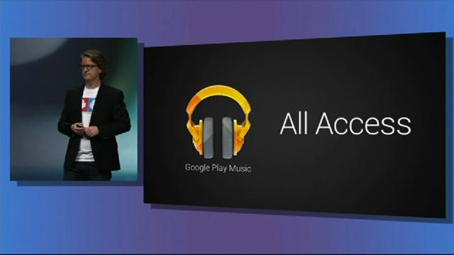 Google launches new music-streaming service