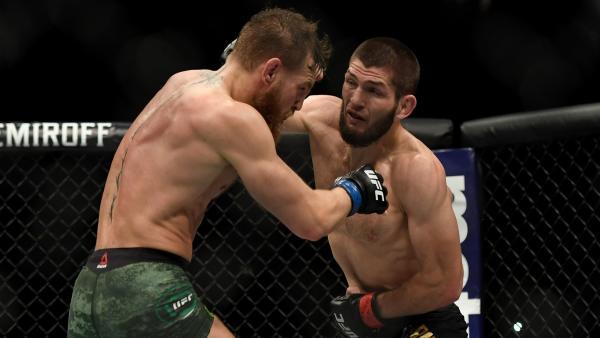 5e293e4f649 Conor McGregor-Khabib Nurmagomedov rematch odds posted