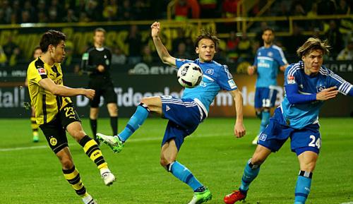Bundesliga: Hamburger Ekdal droht Saison-Aus