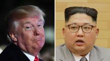 N. Korea calls Trump nuclear button boast the 'bark of a rabid dog'