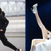 莫文蔚「美腿太逆天」需要保保險?看不出來50歲的零贅肉身材,全靠貓步、倒立和拉筋