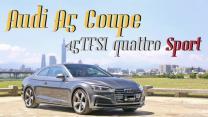 花前月下車上 Audi A5 Coupe 45 TFSI quattro Sport