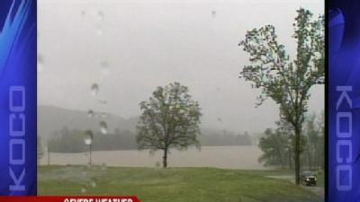 Flooding Continues In Eastern Oklahoma