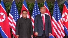 'The bad hair summit': Twitter mocks Donald Trump and Kim Jong-un and their hairstyles