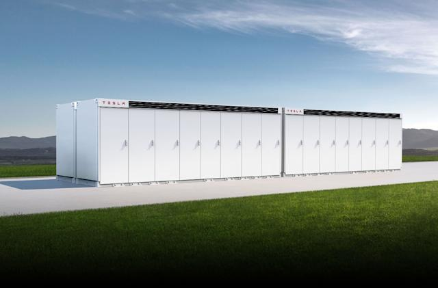 Tesla is building a 100MW energy storage project in Texas