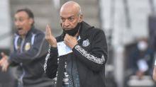 Jesualdo afirma que elenco do Santos está desiludido: 'Momento de grande instabilidade'