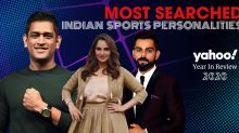 Most Searched Sports Personalities of India in 2020