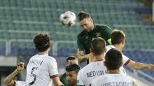 Shane Duffy relieved to make up for error with Republic equaliser in Bulgaria