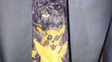 Dad Wore a Pokemon Tie to Son's High School Graduation but Not for a Corny Gag