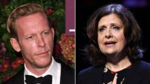 Laurence Fox apologises to Rebecca Front after sharing screenshot of her texts