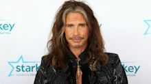 Aerosmith's Steven Tyler 'suffered a seizure' in Brazil