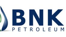 BNK Petroleum Inc. Announces Third Quarter 2017 Results