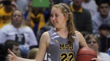 College Basketball Player With Months To Live Fulfills On-Court Dream