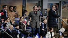 PHOTOS. Stéphane Bern, Bertrand Chameroy, Nagui… Les people au top après la victoire de l'équipe de France face à l'Islande