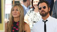 Jennifer Aniston just spent Thanksgiving with her ex