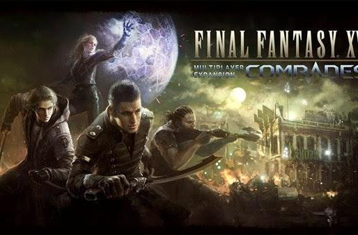 'Final Fantasy XV' multiplayer DLC arrives October 31st