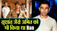 Amit Sadh says he was 'banned' by TV industry: 'They called each other and said isko kaam mat do'