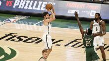 Joe Harris leads NBA with best 3-point shooting percentage