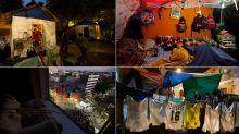 FOTOS: Así viven tras el sismo del 19S en CDMX, seis meses después