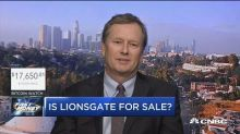 Lions Gate chairman: 'We're more than an interested party' on AT&T, Time Warner deal