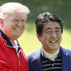 Donald Trump plays down North Korean missile tests - and appreciates Kim Jong-un's attack on Joe Biden