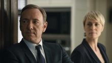 House of Cards desperately trying to re-write show without Kevin Spacey