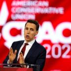 'I objected': CPAC crowd cheers Josh Hawley for trying to block election results
