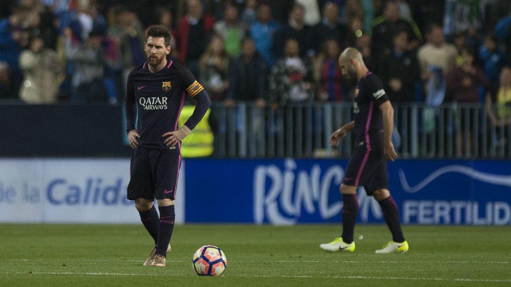 "Barça, Mascherano : ""Gagner à Bernabeu"""