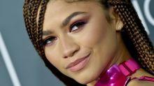 Zendaya's amazing mid-Emmy hair change was a work of magic