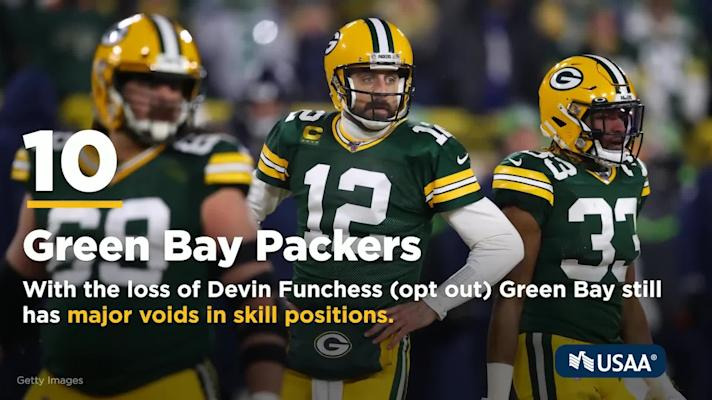 NFL Power Rankings: Which teams have been affected by opt outs already?