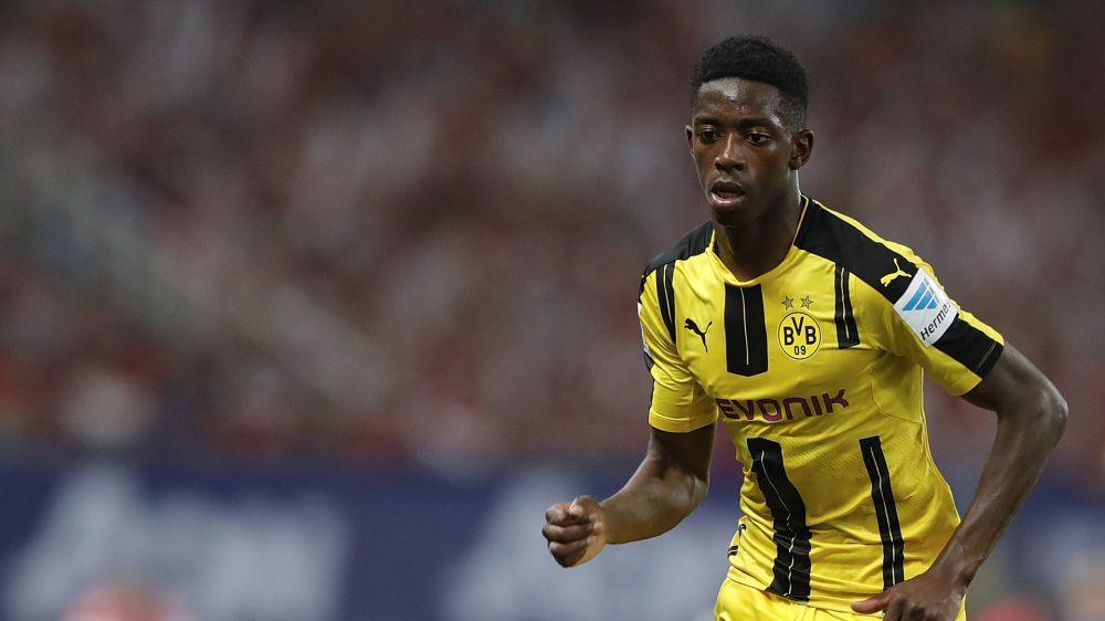 Jürgen Klopp erneut an Dortmunds Dembele interessiert?
