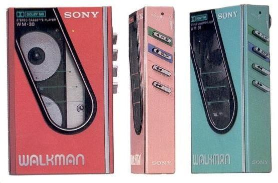 Sony pulls the plug on cassette Walkmans in Japan, makes epic mixtape