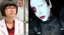 La actriz de House Charlyne Yi acusa a Marilyn Manson de acoso sexual