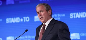Bush's case for migrants earning legal status in U.S.