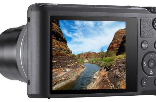 Samsung's 14-megapixel WB250 point-and-shoot now posts directly to Evernote