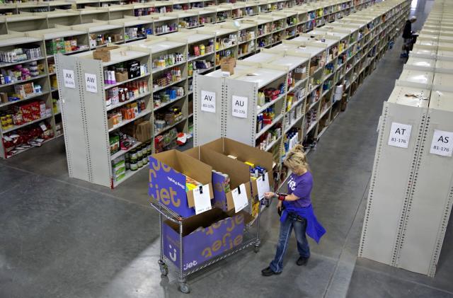 Walmart buys Jet.com to better fight Amazon