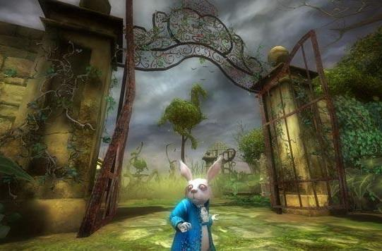 'Impossible ideas come to life' in Disney's Alice in Wonderland games