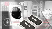 The Industry's First Integrated Zero Cross Detection ICs from ROHM Semiconductor