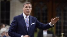 Time to kick maverick Tory MP Maxime Bernier out of caucus, Scheer urged