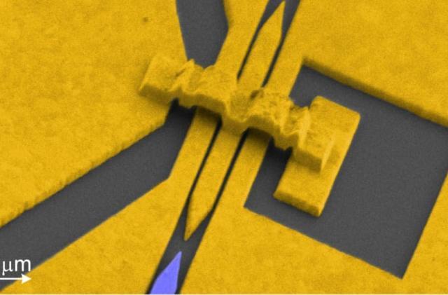 This electro-optical modulator is smaller than a lightwave