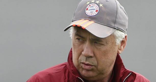 Foot - ALL - Bayern - Carlo Ancelotti n'est pas menacé au Bayern, assure Karl-Heinz Rummenigge