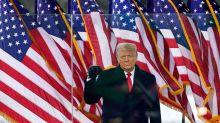 Trump Acknowledges End Of His Presidency After Congress Certifies Biden's Win