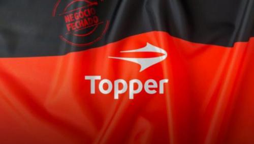 Topper é a nova fornecedora de materiais esportivos do Vitória