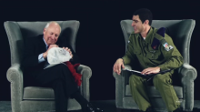 Sacha Baron Cohen tried to sell his signed Dick Cheney waterboard kit on eBay