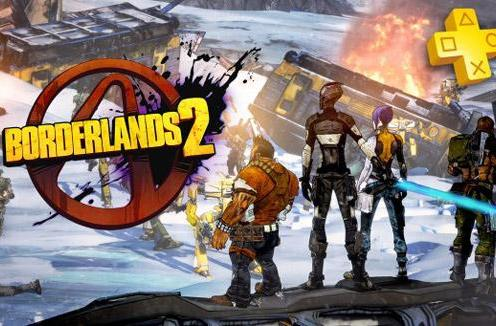 PlayStation Plus serves up free Borderlands 2, cheap Spelunky this week