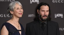 Should Keanu Reeves really be called a 'hero' for dating a 46-year-old woman?