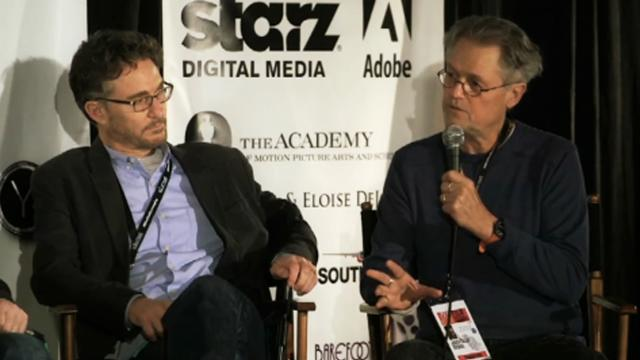 Austin Film Festival's 20th Anniversary with 'Silence of the Lambs' Director Jonathan Demme